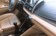 Cần bán gấp Toyota Vios đời 2014, màu đỏ số sàn, giá tốt giá 375 triệu tại Trà Vinh