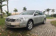 Bán xe Nissan Teana đời 2008, màu bạc, nhập khẩu chính chủ giá 350 triệu tại Hà Nội