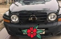 Bán Ssangyong Korando sản xuất năm 2002, màu đen, nhập khẩu chính hãng giá 90 triệu tại Hà Tĩnh