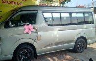 Cần bán gấp Toyota Hiace 2010, màu bạc, 350 triệu giá 350 triệu tại Hà Tĩnh