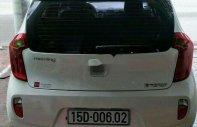 Bán xe Kia Morning 1.0AT sản xuất năm 2011, màu trắng, nhập khẩu, giá tốt giá 200 triệu tại Hải Phòng