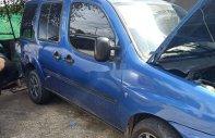 Cần bán gấp Fiat Doblo 2004, màu xanh lam, nhập khẩu nguyên chiếc số sàn giá 105 triệu tại Tp.HCM