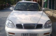 Cần bán xe Daewoo Leganza MT đời 2000, màu trắng, giá chỉ 58 triệu giá 58 triệu tại Nam Định