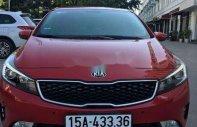 Bán xe Kia Cerato đời 2016, màu đỏ như mới giá 560 triệu tại Hải Phòng