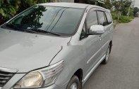 Bán ô tô Toyota Innova E năm 2013, màu bạc chính chủ, giá chỉ 460 triệu giá 460 triệu tại Quảng Ngãi