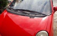 Cần bán xe cũ Daewoo Matiz sản xuất 2002, màu đỏ giá 40 triệu tại Tuyên Quang
