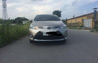 Cần bán Toyota Vios đời 2018, màu vàng, số sàn, 450tr giá 450 triệu tại Hải Phòng