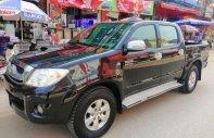 Bán Toyota Hilux đời 2011, màu đen, chính chủ, 377 triệu giá 377 triệu tại Bắc Giang