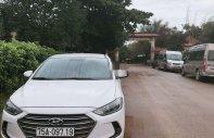 Cần bán xe Hyundai Elantra sản xuất năm 2017, màu trắng, xe nhập giá 490 triệu tại TT - Huế