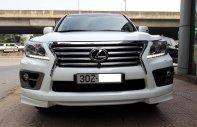 Cần bán gấp Lexus LX năm 2010, màu trắng, xe nhập, chính chủ giá 2 tỷ 980 tr tại Hà Nội