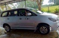 Bán ô tô Toyota Innova đời 2008, màu bạc, nhập khẩu giá 255 triệu tại Quảng Nam