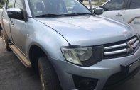 Bán Mitsubishi Triton năm sản xuất 2010, màu bạc, nhập khẩu nguyên chiếc số sàn giá 285 triệu tại Đồng Nai