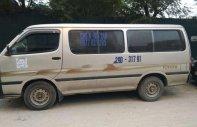 Cần bán xe Toyota Hiace đời 2003, màu bạc, nhập khẩu chính hãng giá 100 triệu tại Hà Nội