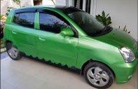 Cần bán Kia Picanto sản xuất năm 2007, màu xanh lục, nhập khẩu  giá 185 triệu tại Khánh Hòa