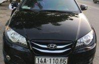 Cần bán Hyundai Avante đời 2011, màu đen xe nguyên bản giá 200 triệu tại Hải Phòng