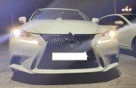 Cần bán Lexus IS 250 năm 2007, màu trắng, nhập khẩu nguyên chiếc   giá 700 triệu tại Tp.HCM