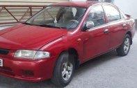 Cần bán Mazda 323 đời 2000, màu đỏ, nhập khẩu   giá 110 triệu tại Tp.HCM