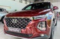 Cần bán Hyundai Santa Fe năm 2019, màu đỏ giá 1 tỷ 195 tr tại Tp.HCM