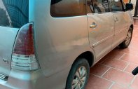 Cần bán Toyota Innova đời 2009, màu bạc, số tự động giá 355 triệu tại Hà Nội