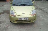 Cần bán lại xe Chevrolet Spark 2009, màu xanh lục, 99 triệu giá 99 triệu tại Hà Nội