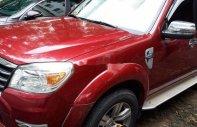 Xe Ford Everest AT năm sản xuất 2012, màu đỏ, giá 510tr giá 510 triệu tại Tp.HCM