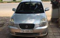 Cần bán Kia Morning đời 2005, màu bạc, nhập khẩu   giá 165 triệu tại Phú Thọ