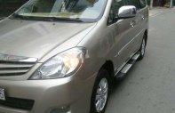 Bán Toyota Innova năm sản xuất 2011, màu bạc, nhập khẩu chính hãng giá 420 triệu tại Tp.HCM