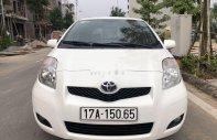 Bán ô tô Toyota Yaris năm sản xuất 2009, màu trắng, nhập khẩu, 328tr xe nguyên bản giá 328 triệu tại Thái Bình