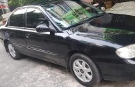 Bán xe Kia Spectra đời 2003, màu đen, nhập khẩu nguyên chiếc, giá 160tr giá 160 triệu tại Tp.HCM