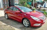 Bán Hyundai Sonata đời 2011, màu đỏ xe nguyên bản giá 590 triệu tại Tp.HCM