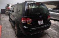 Bán Ford Escape đời 2008, màu đen xe nguyên bản giá 260 triệu tại Tp.HCM
