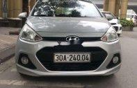 Cần bán Hyundai Grand i10 đời 2015, màu bạc, nhập khẩu chính hãng giá 270 triệu tại Hà Nội