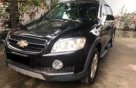 Cần bán lại xe Chevrolet Captiva LTZ sản xuất năm 2007, màu đen số tự động giá 286 triệu tại Tp.HCM