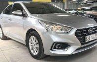 Cần bán Hyundai Accent 1.4MT CVT năm sản xuất 2019, màu bạc giá 478 triệu tại Tp.HCM