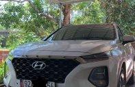 Bán Hyundai Santa Fe năm sản xuất 2019, màu trắng giá 1 tỷ 200 tr tại Quảng Nam