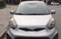 Cần bán lại xe Kia Morning đời 2015, màu bạc xe nguyên bản giá 239 triệu tại Hà Nội