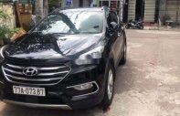 Bán Hyundai Santa Fe năm sản xuất 2016, màu đen, nhập khẩu còn mới, giá chỉ 800 triệu giá 800 triệu tại Bình Định