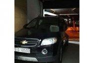 Cần bán lại xe Chevrolet Captiva AT năm 2008, màu đen, giá 290Tr giá 290 triệu tại Tp.HCM