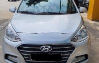 Bán Hyundai Grand i10 MT năm sản xuất 2017, màu bạc giá tốt giá 370 triệu tại Bình Dương