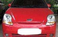 Bán xe Chevrolet Spark Van MT 2013, màu đỏ giá 140 triệu tại Bình Dương