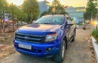 Bán ô tô Ford Ranger XLS đời 2015, màu xanh lam, nhập khẩu nguyên chiếc giá 465 triệu tại Bình Dương