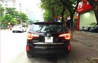 Bán Kia Sorento DATH đời 2017, màu đen như mới, giá tốt giá 845 triệu tại Hà Nội