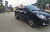 Bán xe cũ Chevrolet Aveo sản xuất 2015, màu đen giá 235 triệu tại Hòa Bình