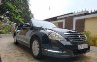 Cần bán Nissan Teana 2.0AT năm sản xuất 2011, màu đen, xe nhập chính chủ giá 465 triệu tại Thanh Hóa
