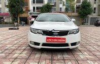 Cần bán lại xe Kia Cerato 1.6AT năm 2011, màu trắng, nhập khẩu giá 395 triệu tại Hà Nội