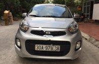 Cần bán xe Kia Morning 1.25 MT sản xuất năm 2016, màu bạc, giá tốt giá 254 triệu tại Hà Nội