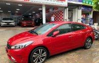Cần bán lại xe Kia Cerato 1.6 MT đời 2018, màu đỏ chính chủ giá 500 triệu tại Hà Nội