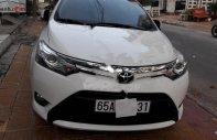 Bán Toyota Vios 1.5G năm sản xuất 2018, màu trắng, giá 510tr giá 510 triệu tại Cần Thơ