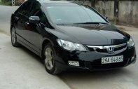 Cần bán lại xe Honda Civic đời 2007, màu đen giá 340 triệu tại Thái Bình