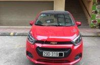 Bán Chevrolet Spark Duo Van 1.2 MT năm 2018, màu đỏ ít sử dụng giá 235 triệu tại Hà Nội
